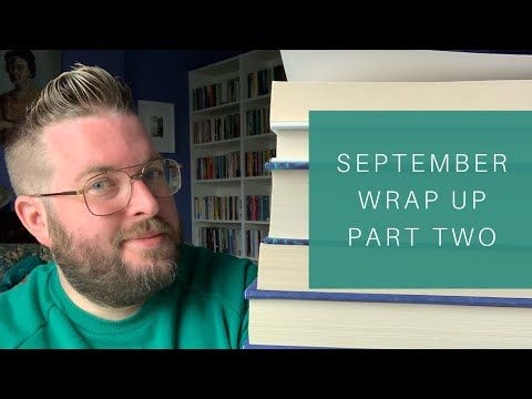 September Wrap Up | Part Two | 2019