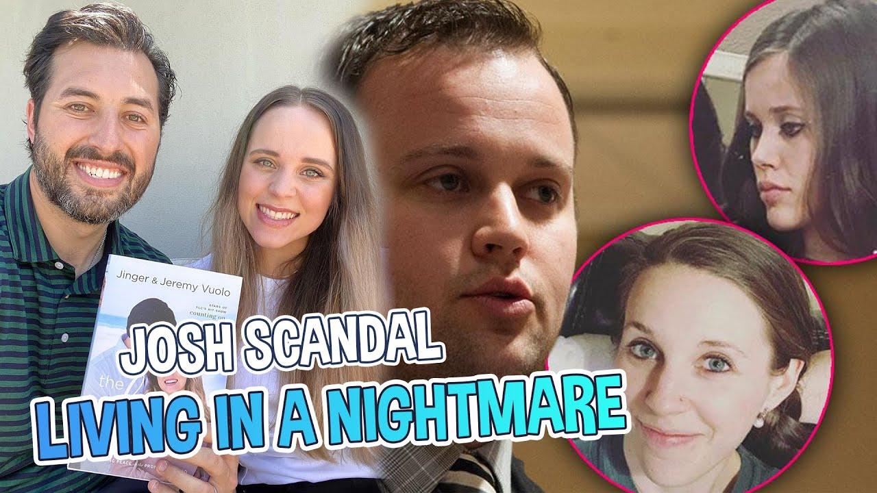 DUGGAR SCANDAL!!! Jinger Duggar Reveal About Josh Scandal 2015: Living In A Nightmare