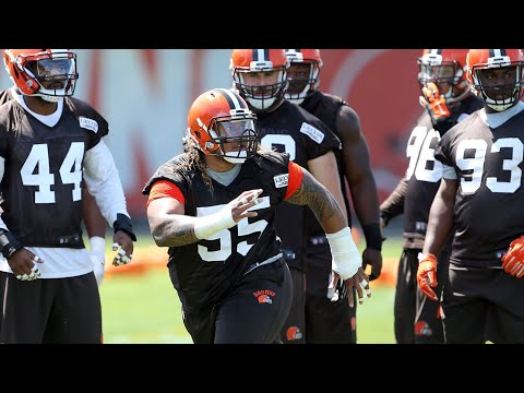 Danny Shelton looks to help lead a nasty Browns defense