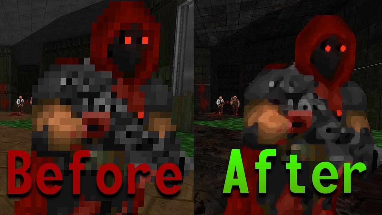 HOW TO GET THE BEST TEXTURES | Doom HD