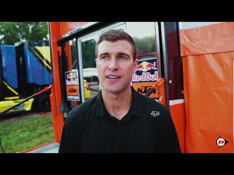 Checking In With Ryan Dungey