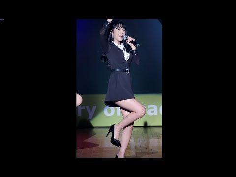 180307 홍진영 - 잘가라 (GOOD BYE) Hong JinYoung 직캠 Fancam (건국대 신입생 입학식) by Mera
