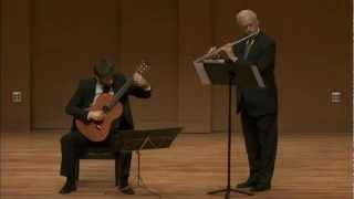 Mauro Giuliani (1781-1829): Grand Duo Concertant, Op. 85 (c. 1817): I. Allegro moderato