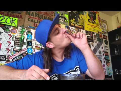 100 PUFF CHALLENGE!!!! BLUNT TO THE FACE!!
