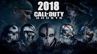 COD GHOSTS PC LIVE | 2018 PC LIVE