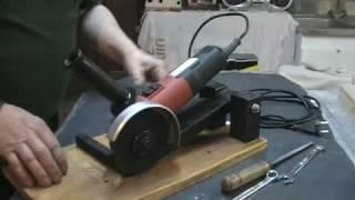 Baixar Bricolage : Modification d'une meuleuse d'angle, facile à réaliser en bois de récup ….. Kastepat