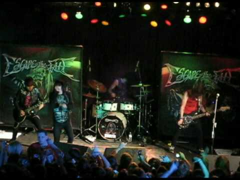 Escape the Fate - The Flood [HQ] Live in Pittsburgh