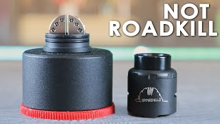 THIS RDA IS NOT ROADKILL! ✌️