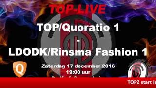 TOP/Quoratio 2 - LDODK/Rinsma Fashion 2