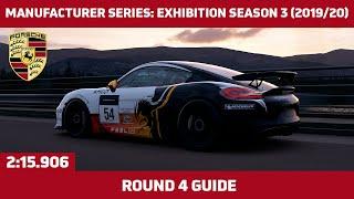Gran Turismo Sport - Manufacturer Series Guide (Exhibition 2019/20 Season 3 Round 4): Porsche