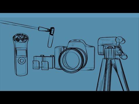 Filmmaking Kit For $1000