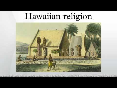 Hawaiian religion