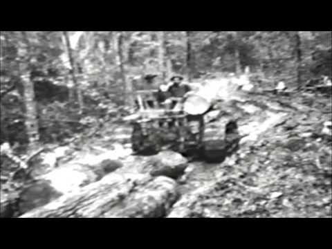 West Virginia Logging Film, 1928