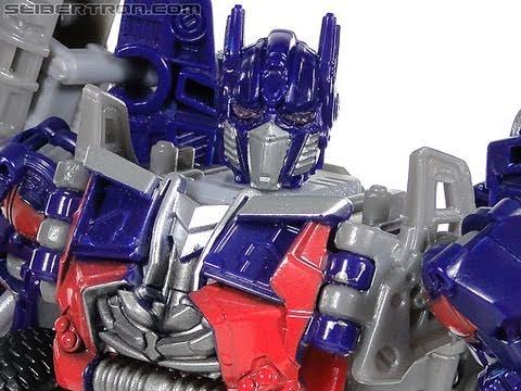 3Dark Voyager Mechtech Optimus Review The Of Prime Transformers Moon KclF1J
