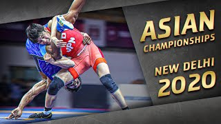 Asian Championships 2020 highlights | WRESTLING