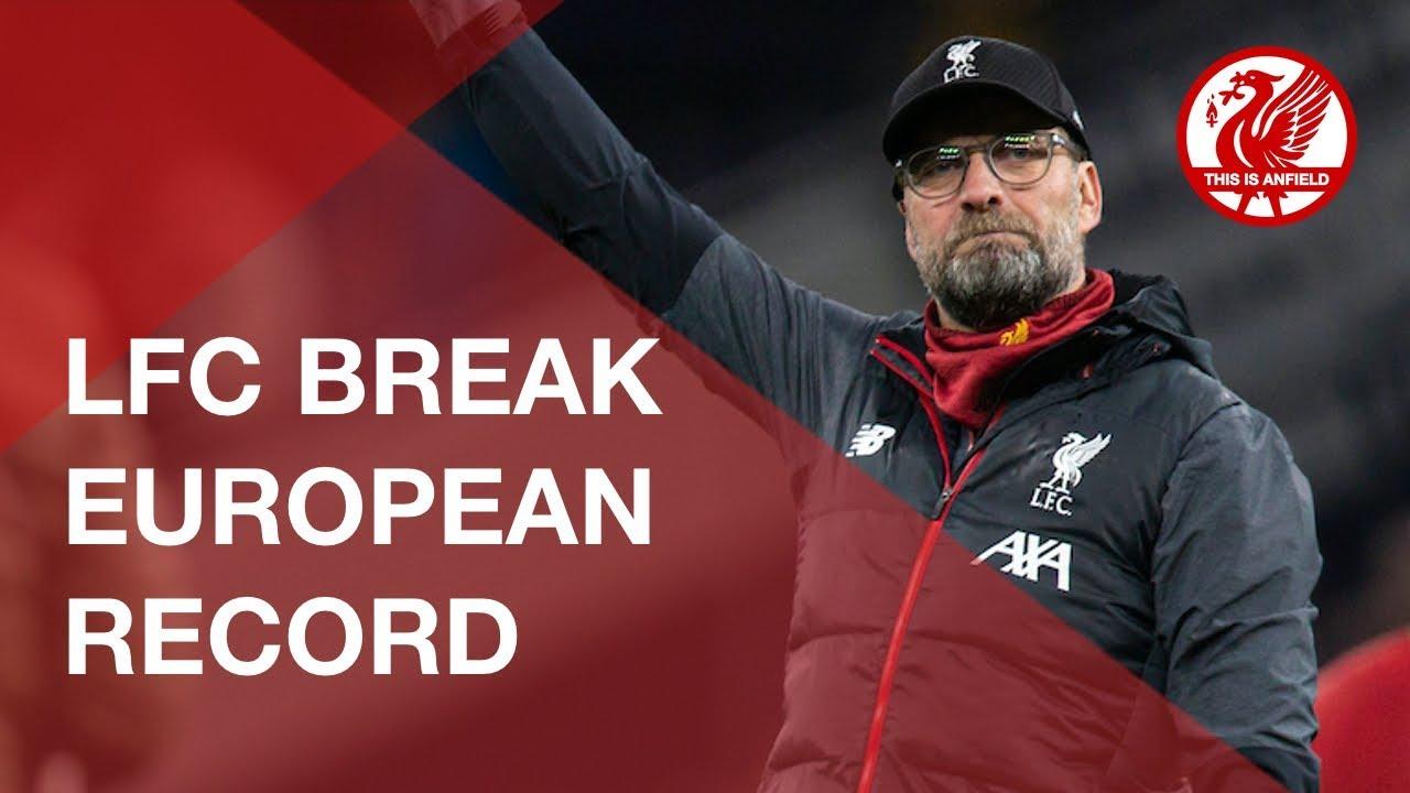 Liverpool Rekord