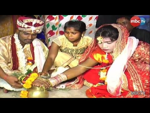 Kinner Mama Married To Saroj In Paradip || MBCTv