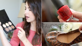 ♥ August Favorites ♥ Thumbnail