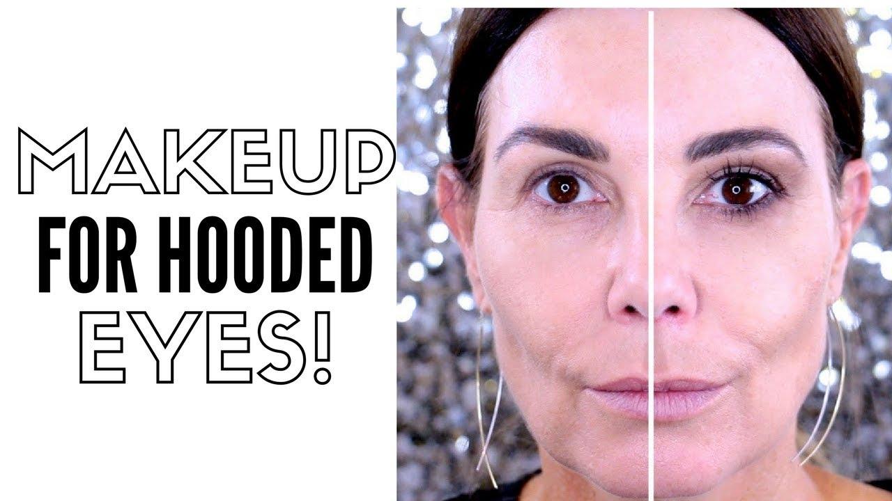 Makeup Tip For Hooded Deep Set Eyes Youtube