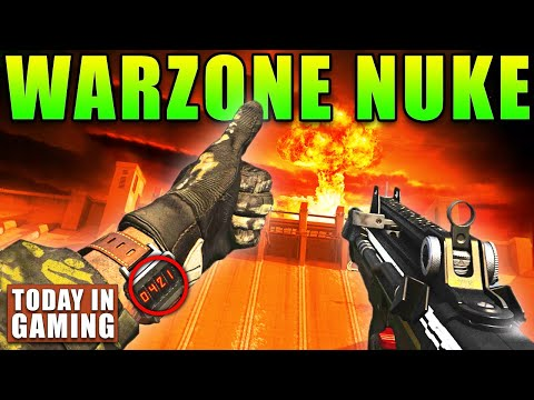 Something is FINALLY Happening in COD Warzone - Ubisoft Killing Classic Titles - Today In Gaming