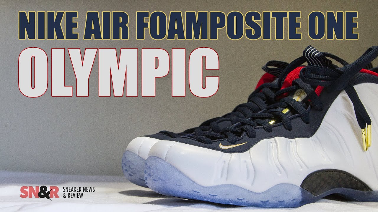 5d760a74c29 Nike Air Foamposite One