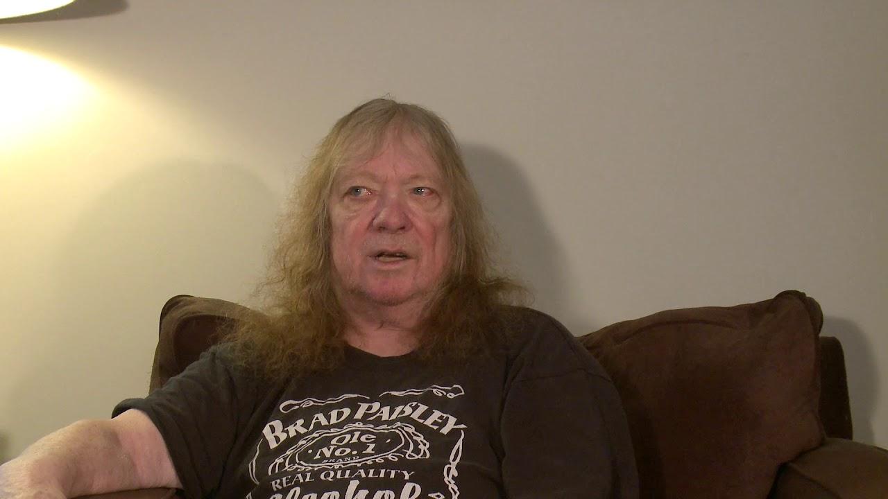 Steve Priest Talks From The Beginning Youtube