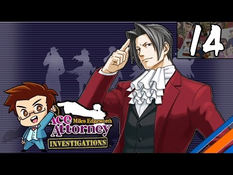 """Ace Attorney Investigations: Miles Edgeworth   """"The Cargo Hold""""   Part 14"""