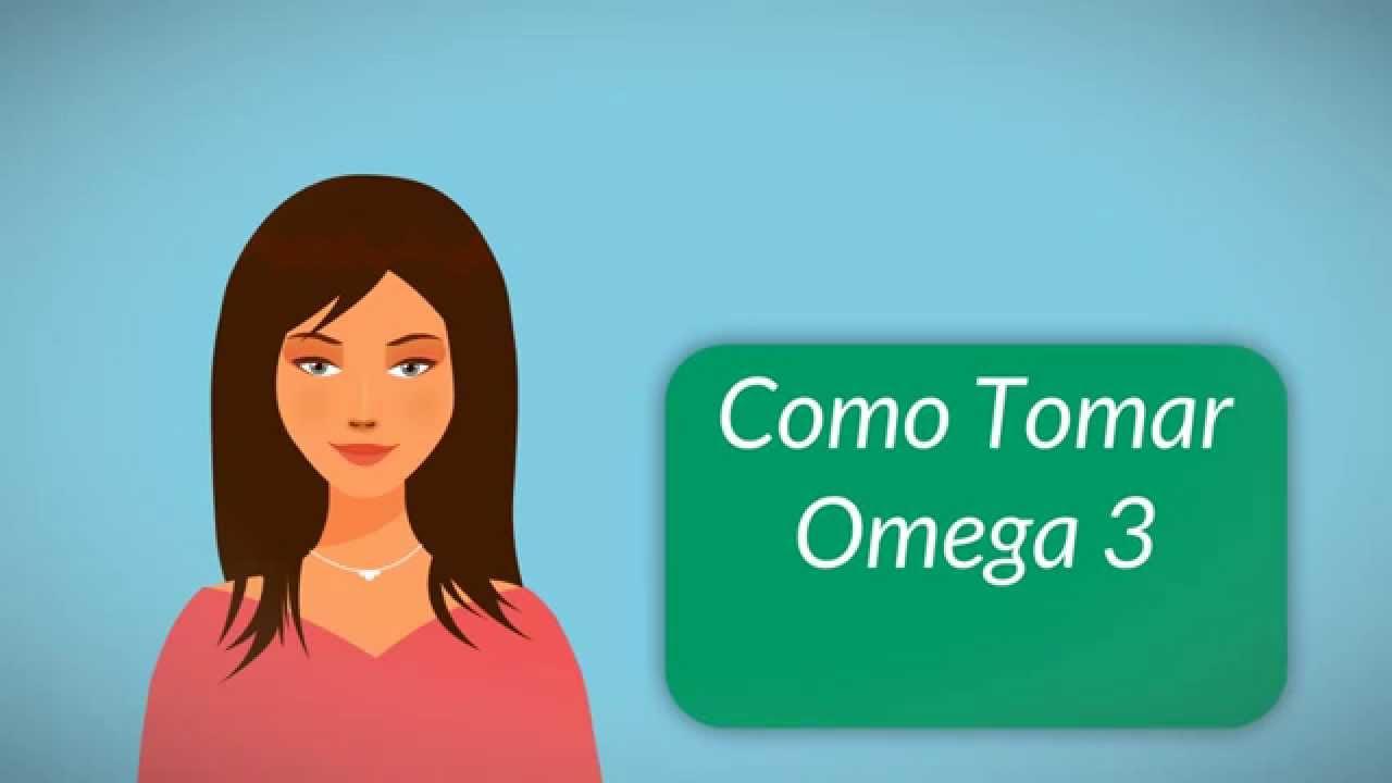 Como tomo el omega 3 para bajar de peso