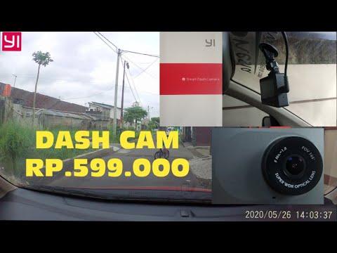 Xiaomi YI Smart Dash Camera Unboxing Dan Review Indonesia