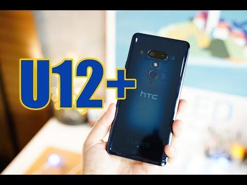 แกะกล่อง รีวิว HTC U12+ บีบบีบ ใสใส เห็นเนื้อในสวยๆ - วันที่ 14 Jun 2018