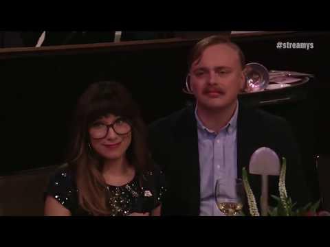 Gus Johnson's Reaction to Tana Mongeau Winning Creator of the Year  |  Streamys 2019
