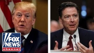 Trump attacks former FBI director over tell-all book