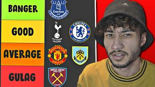 RANKING EVERY PREMIER LEAGUE CLUB'S TRANSFER WINDOW (w/ JCC)