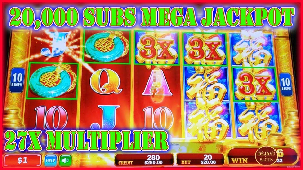 Mega Jackpot Slot Machine