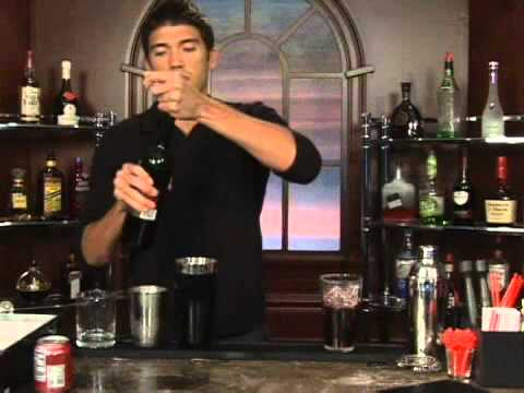 How To Make The Bambus Mixed Drink