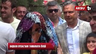 Muratpaşa Belediye Başkanı Ümit Uysal'dan tarhanaya övgü...