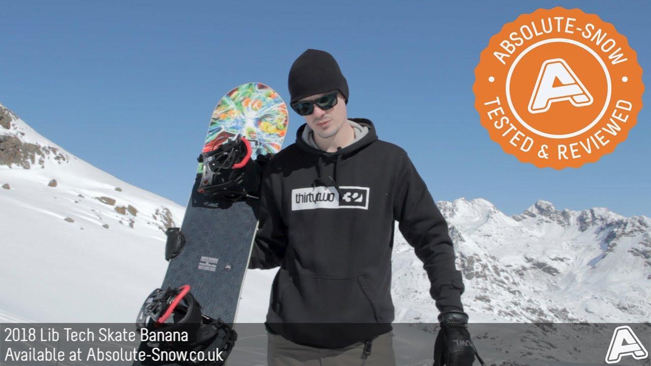 2017 2018 lib tech skate banana snowboard video. Black Bedroom Furniture Sets. Home Design Ideas