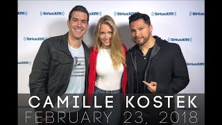 Camille Kostek with Covino & Rich