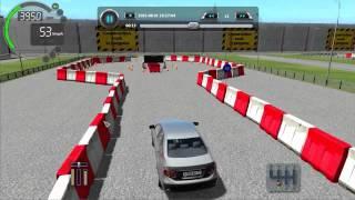 City Car Driving Elk Test