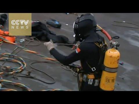 Yangtze tragedy: Blockages, poor visibility hamper rescue work