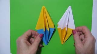 Новогодние Игрушки Своими Руками Из бумаги. DIY New Year's toys origami Поделки с детьми!(Новогодние Игрушки Своими Руками Из бумаги. DIY New Year's toys origami Поделки с детьми! ДРУЗЬЯ, ПРИВЕТСТВУЕМ ВАС! ..., 2015-12-14T07:24:51.000Z)