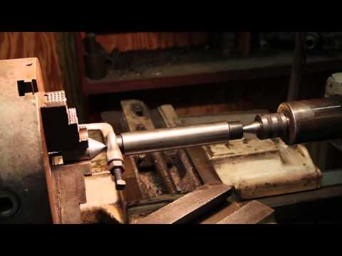 Machining and Installing Bronze Bearings/Bushings