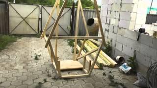 видео Дачные деревянные туалеты - как установить, чертеж, виды