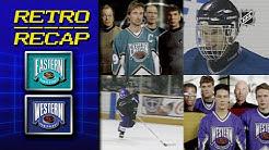 Nolan nets glowing All-Star Hat Trick | Retro Recap | 1997 NHL ASG