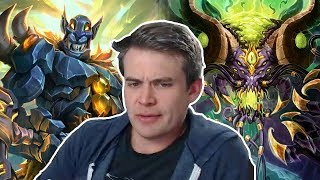 (Hearthstone) Uther And Friends VS Big Priest