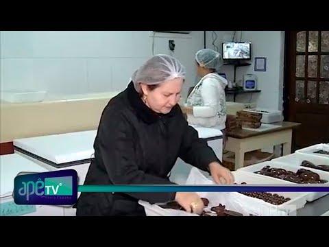 ApêTV - Fazenda do chocolate em Itu 29/07/17