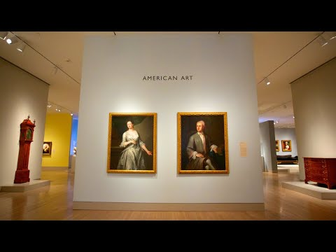 Phil-Am Vlog : A day in Dallas Museum of Art