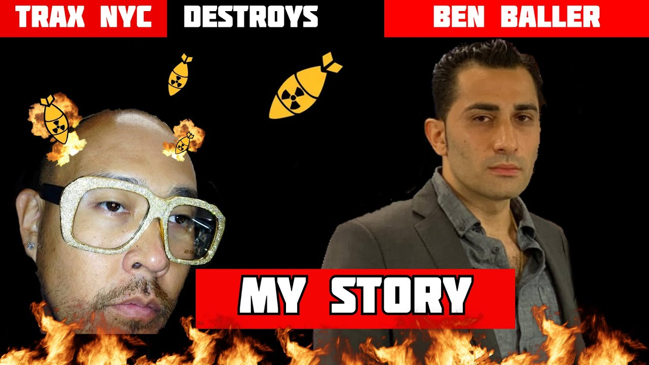 Download Clash! TraxNYC RESPONDS To BEN BALLER | How I Became a JEWELER? | My Story!