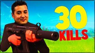 Je joue en Solo VS Squad, et je fais 30 kills tout pile ! Encore dé...