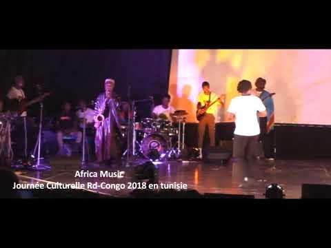 Africa Music au Journée Culturelle de la rdc en tunisie 2018